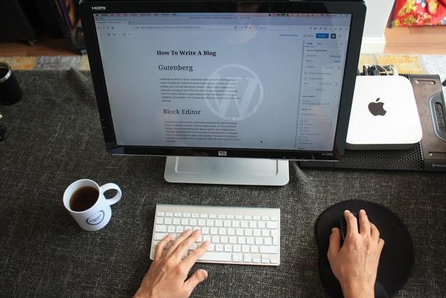 projektowanie stron internetowych opartych o cms wordpress, tworzenie stron www