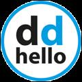 logo dzien dobry hello
